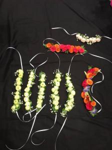 Couronnes de fleurs pour enfants et demoiselles d'honneur